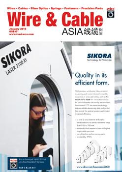 WCA January 2018 cover