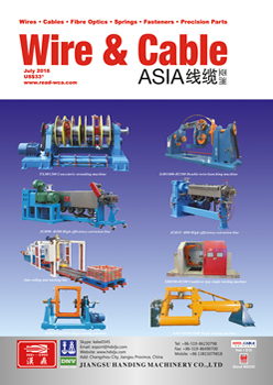 WCA July 2016 cover