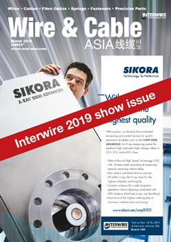 WCA March 2019 cover
