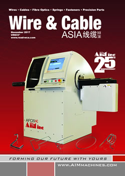 WCA November 2017 cover