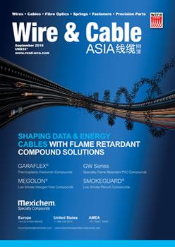 WCA September 2018 cover
